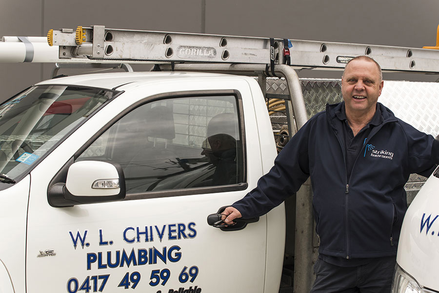 The Chivers Plumbing Team